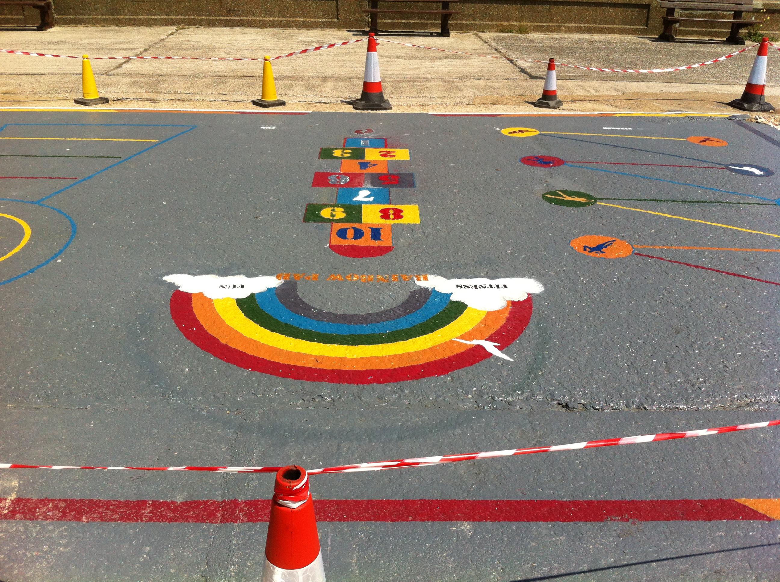 Rainbowpad2